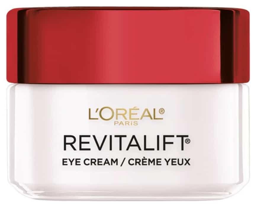 L'Oreal retinol eye cream