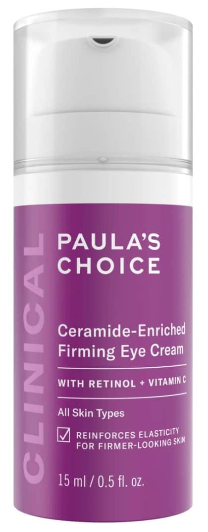 Retinol eye cream paula's choice