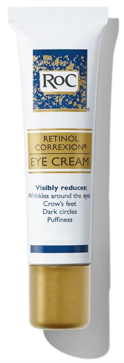 ROC retinol eye cream
