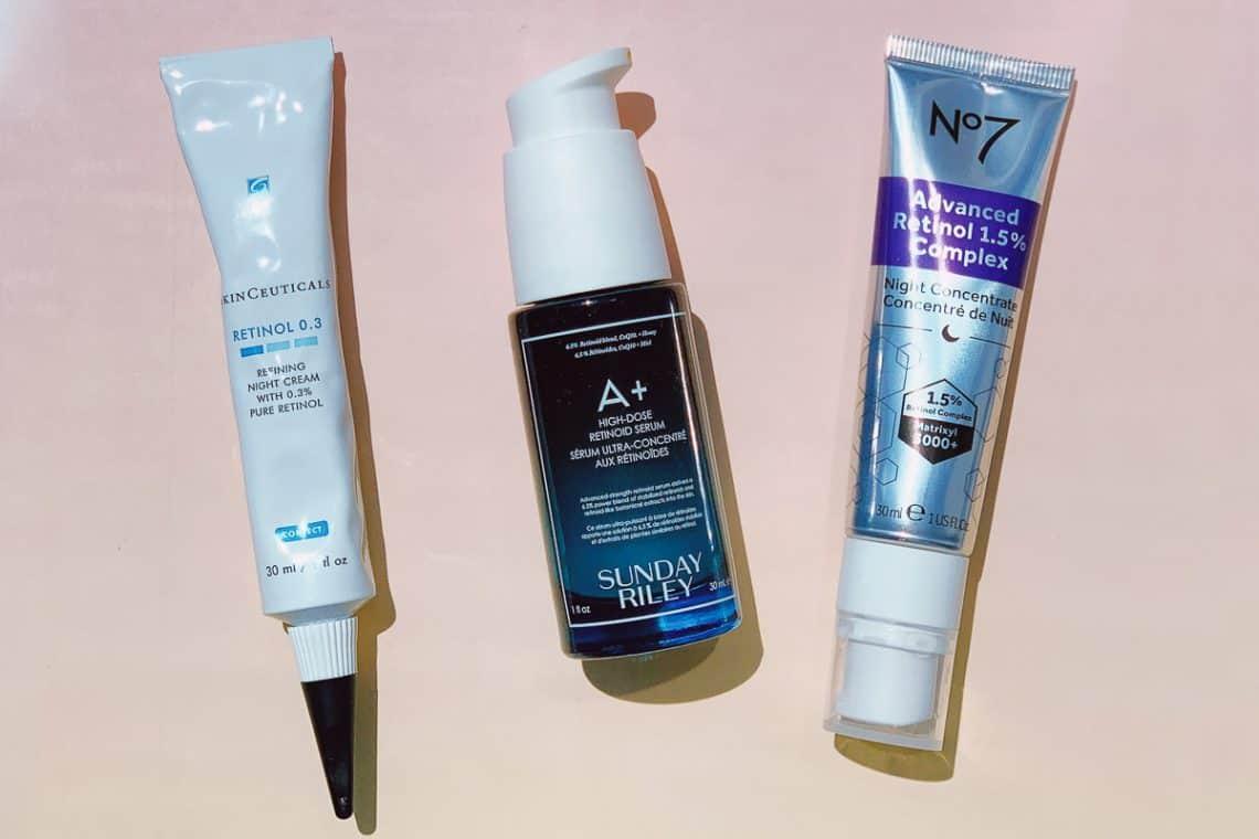 best otc retinol creams