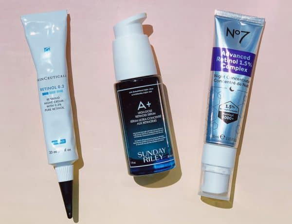 best otc retinol creams
