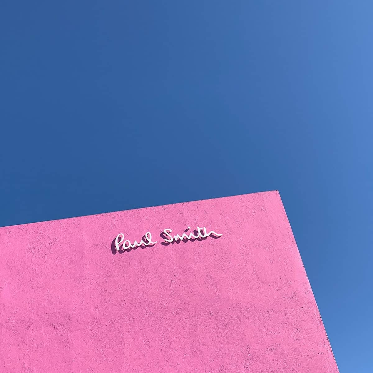 pink wall los angeles