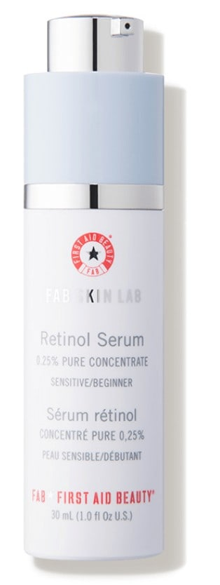 First Aid Beauty Skin Lab Retinol Serum 0.25% Pure
