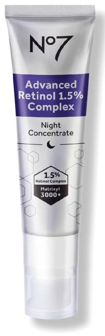 No. 7 Advanced Retinol 1.5% Complex
