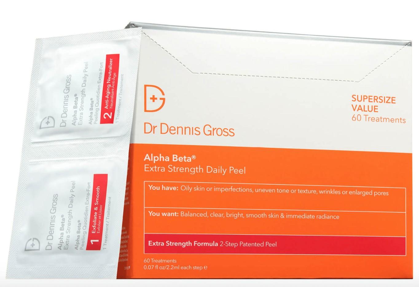 Dr. Dennis Gross Alpha Beta Peel