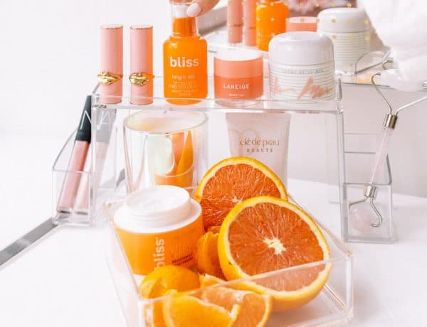 best vitamin c serums for the face