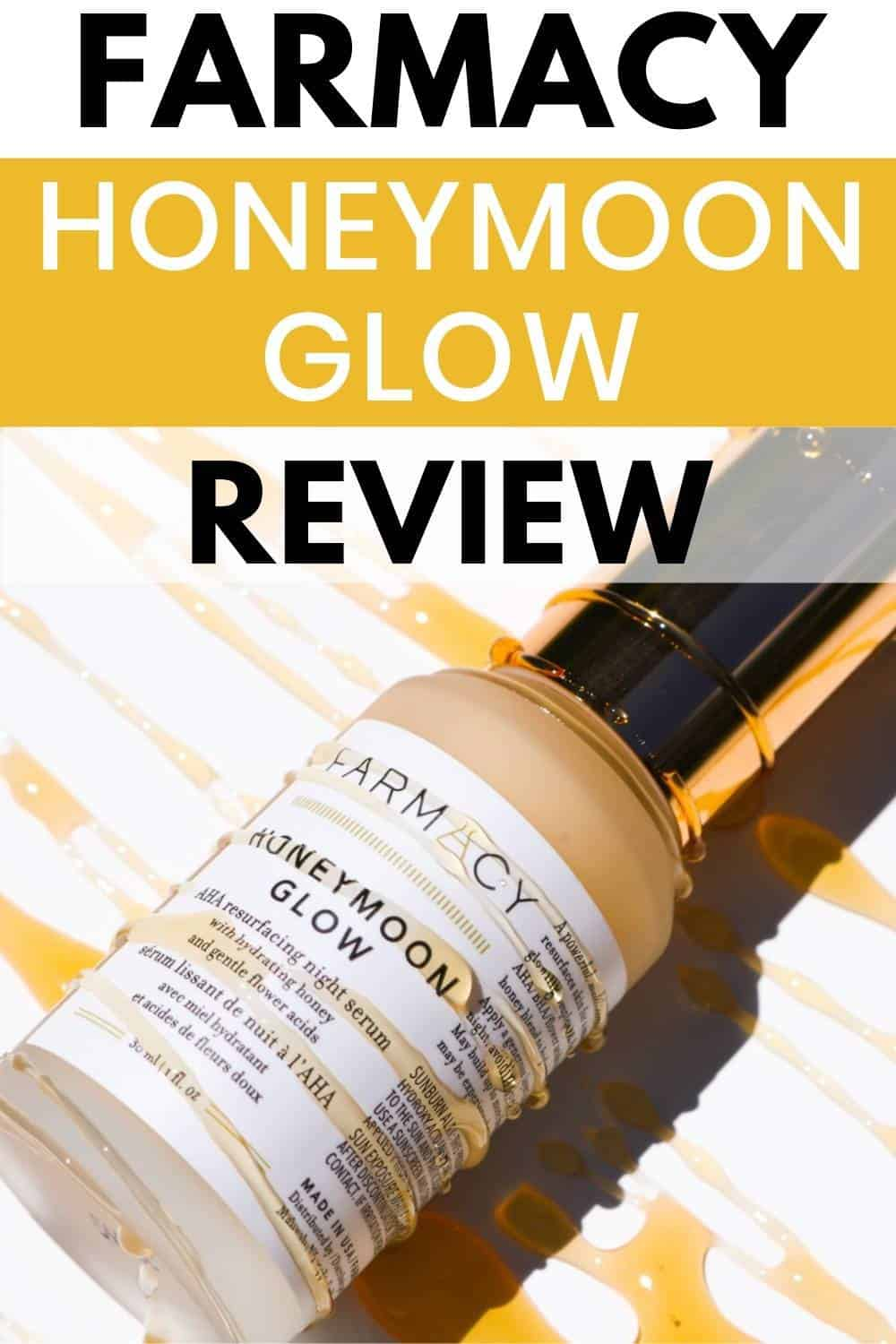 farmacy beauty honeymoon glow