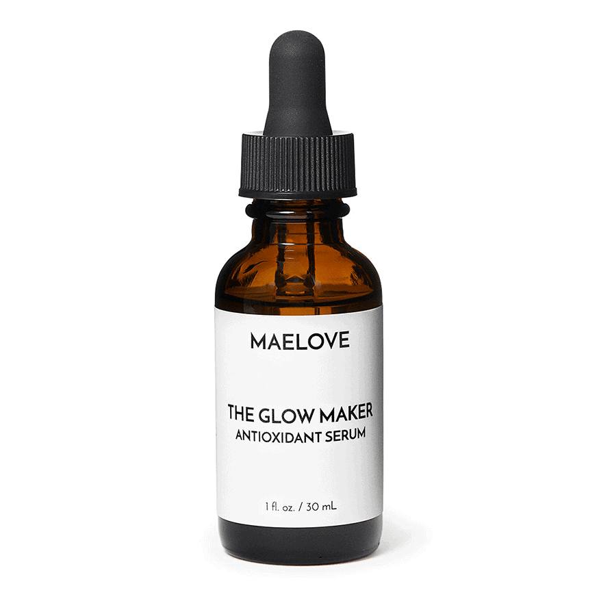 maelove glow maker antioxidant vitamin c serum