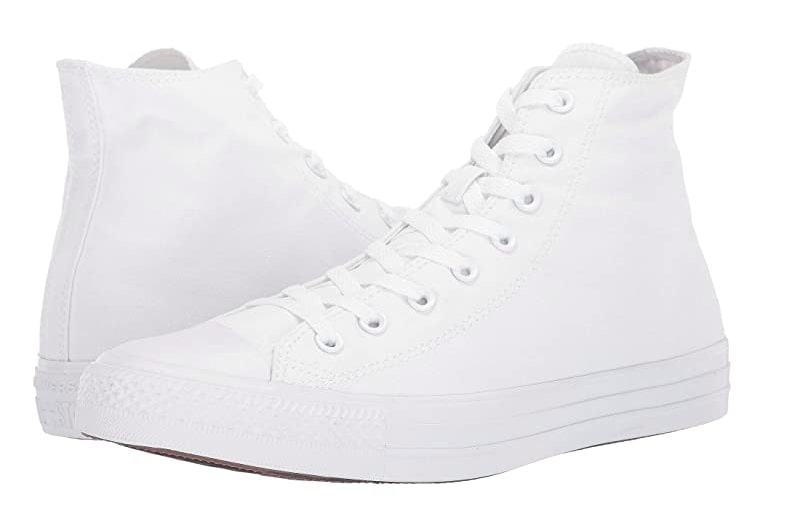 Converse White High Top Sneakers for Men