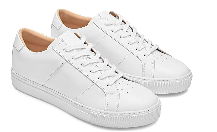 Greats White Sneakers for Men