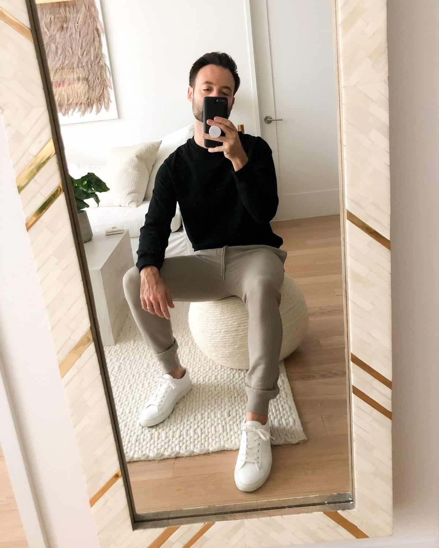 White Shoes for Men Koio