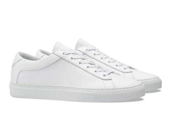 Koio White Sneakers for Men