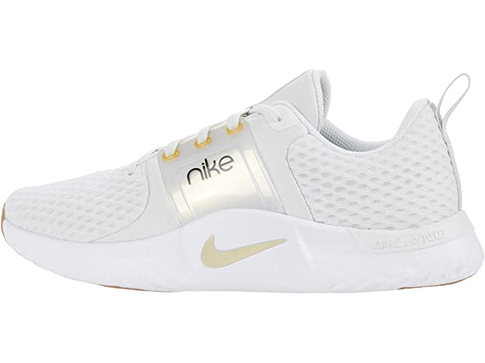 Nike Renew White Running Sneaker for Men