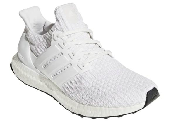 Adidas Ultraboost White Running Sneaker for Men