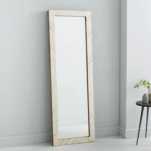 Bass & Bone Rays Floor Mirror