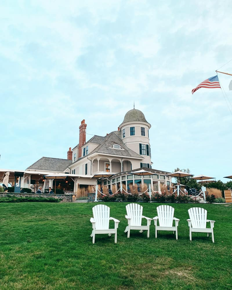 the lawn at castle hill newport rhode island