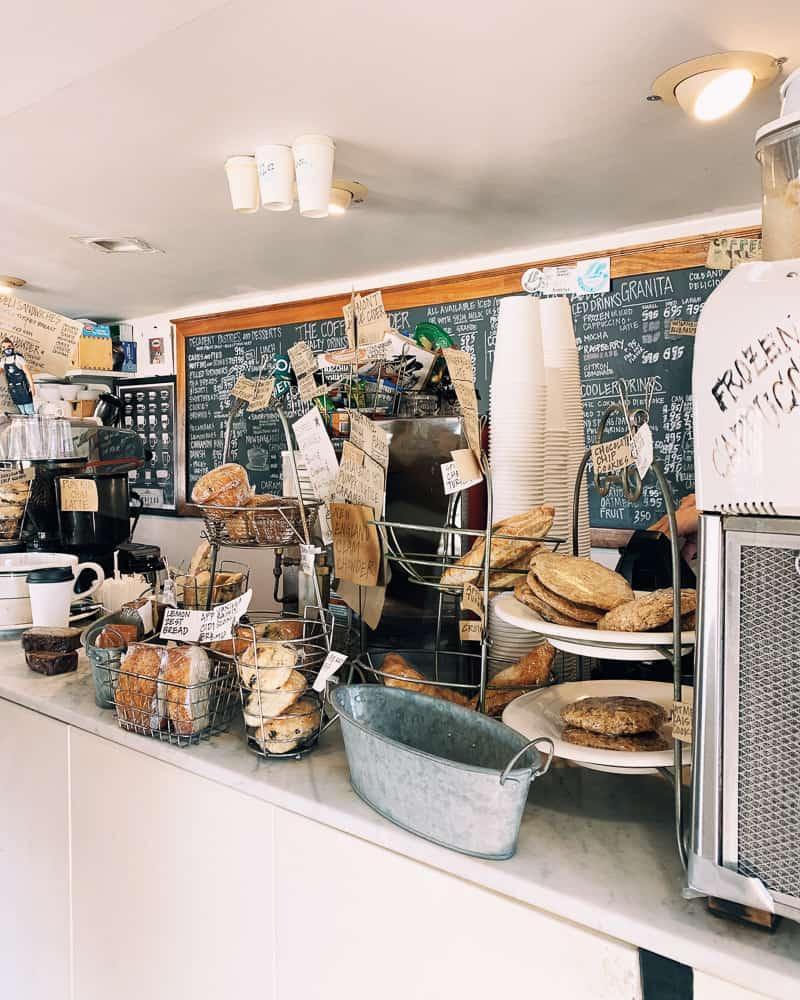 coffee grinder coffee shop newport rhode island