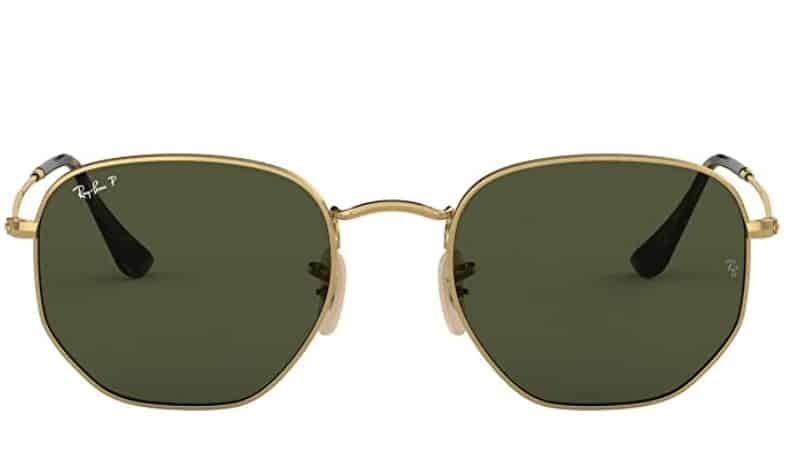 Ray-Ban Hexagonal Flat Lenses Sunglasses