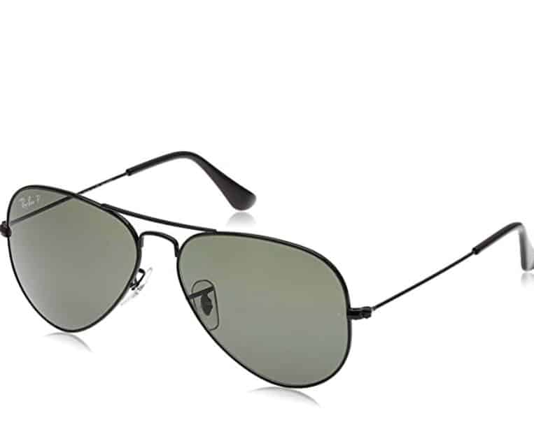 Ray-Ban Classic Polarized Aviator Sunglasses