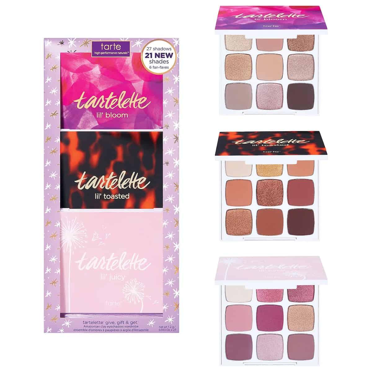 Tartelette Give, Gift & Get Amazonian Clay Eyeshadow, Tarte