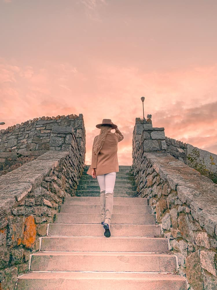 40 steps newport rhode island
