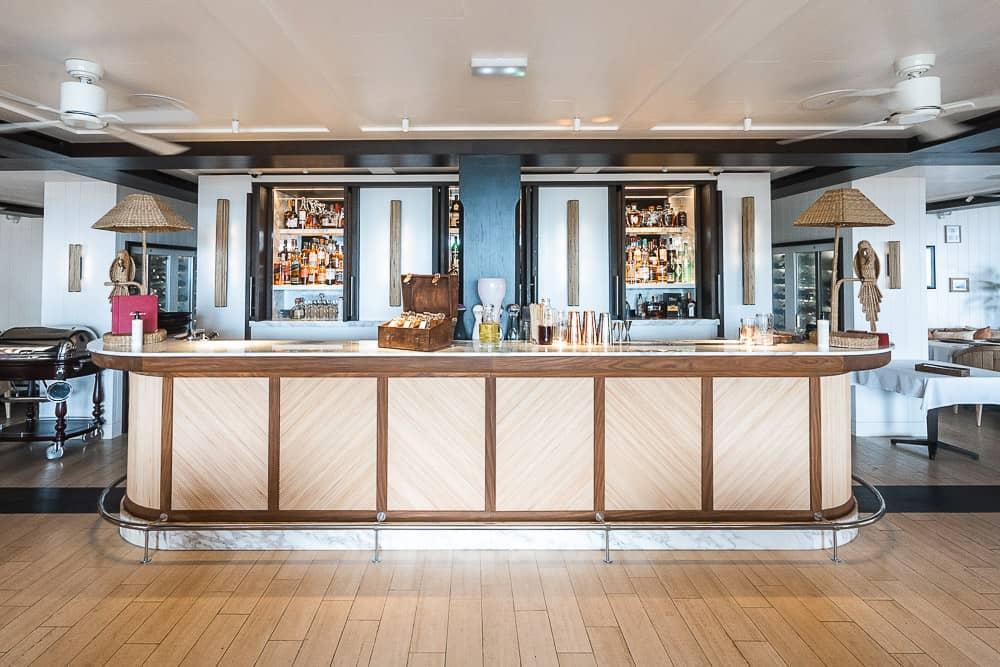 Foquets Bar Carl Gustaf St. Barths
