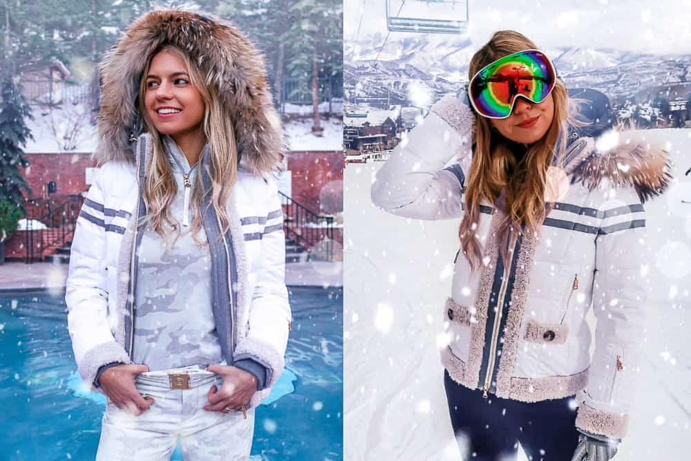 how to add snow to a photo