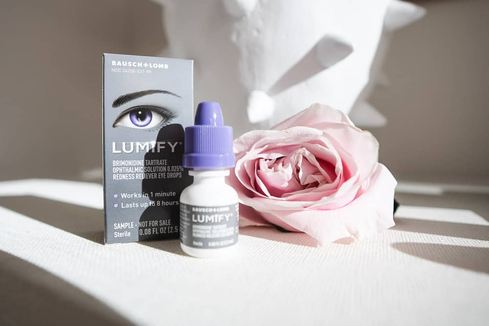 lumify redness relief drops