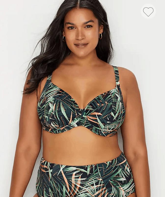 Big boob bathing suit top