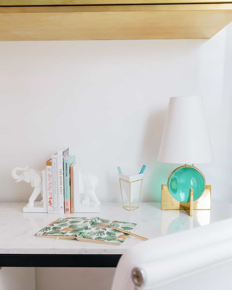 chic desk accessories