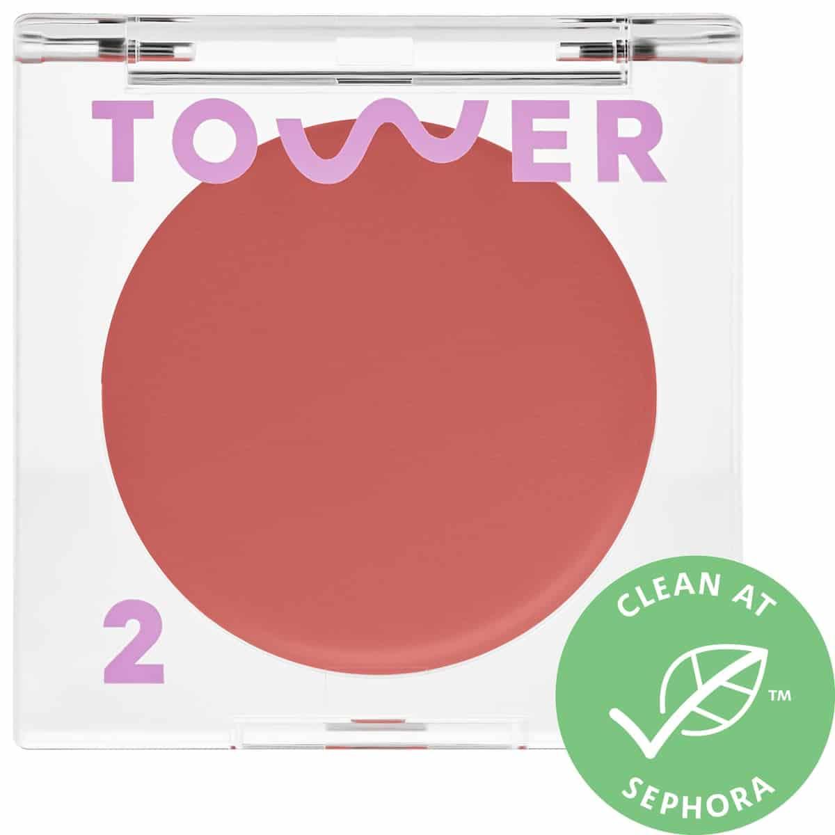 Tower28 BeachPlease Tinted Lip + Cheek Balm