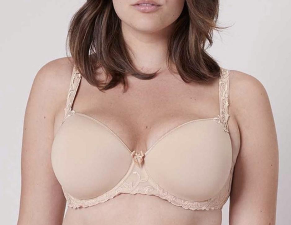 Andora Demi T-Shirt Bra for big boobs Simone Perele