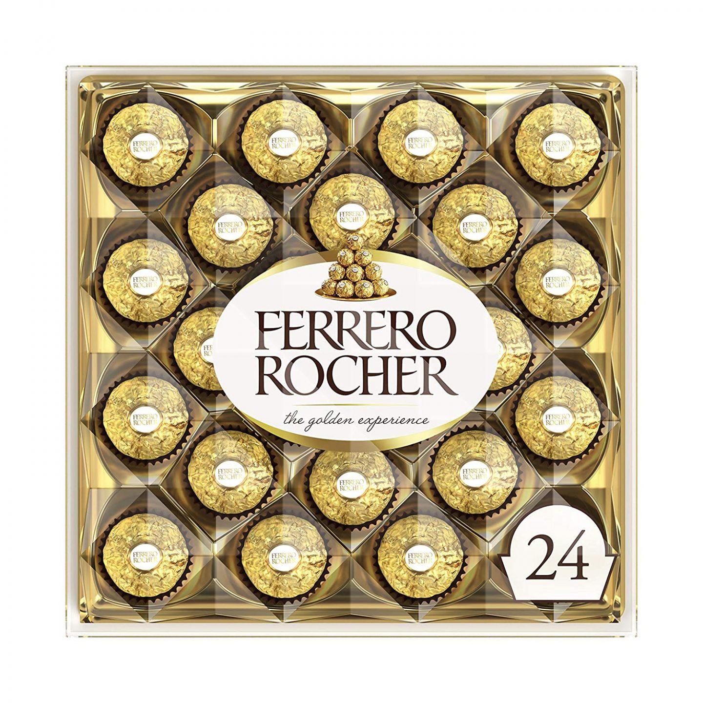 ferrero rocher fine hazelnut milk chocolate valentines day gift box