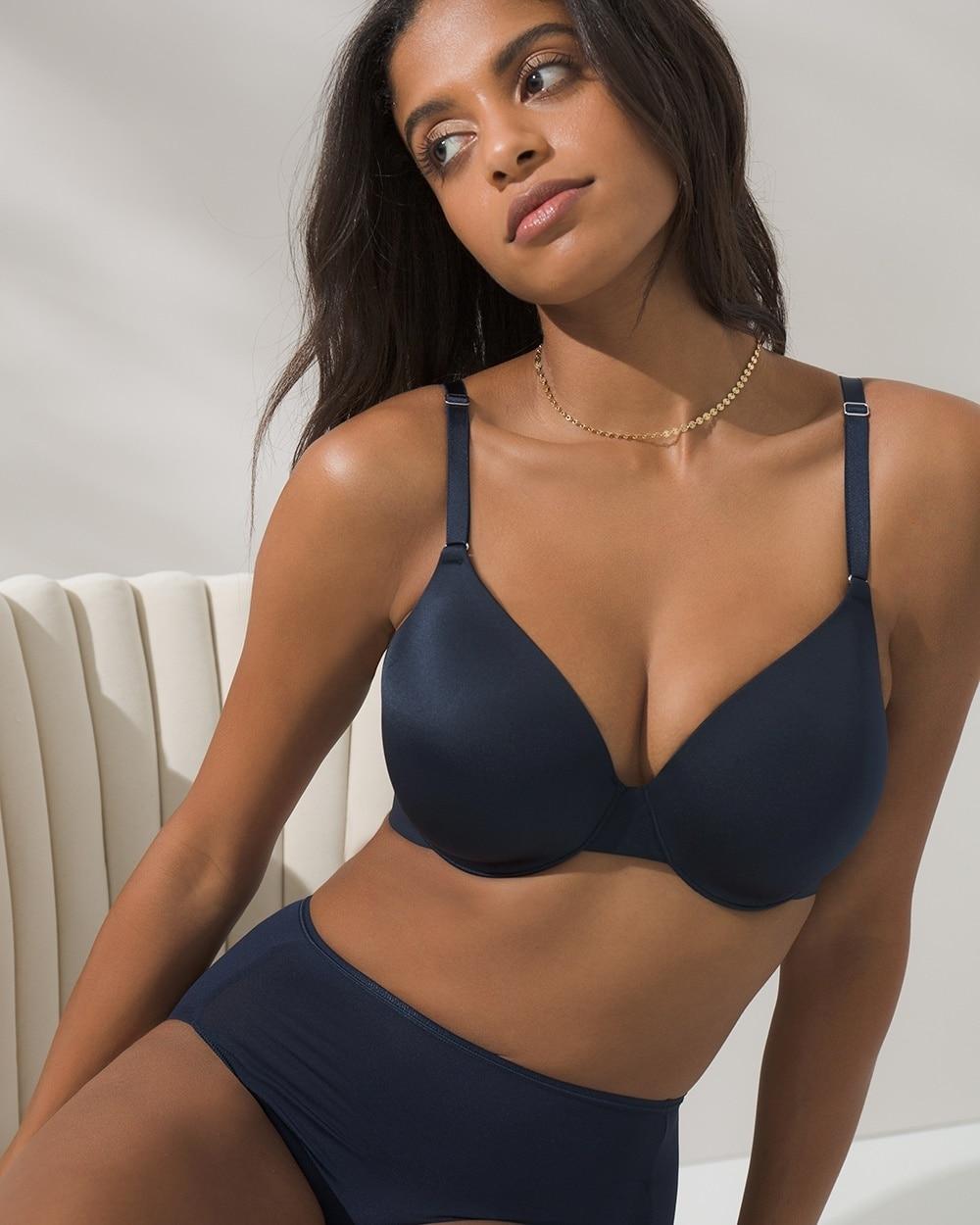 soma vanishing back full coverage bra for full chests