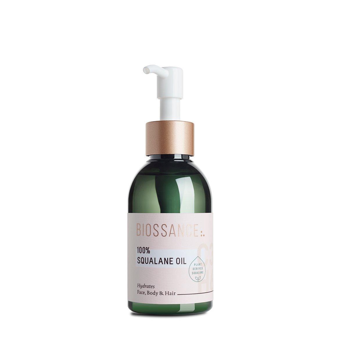 100% squalane oil biossance