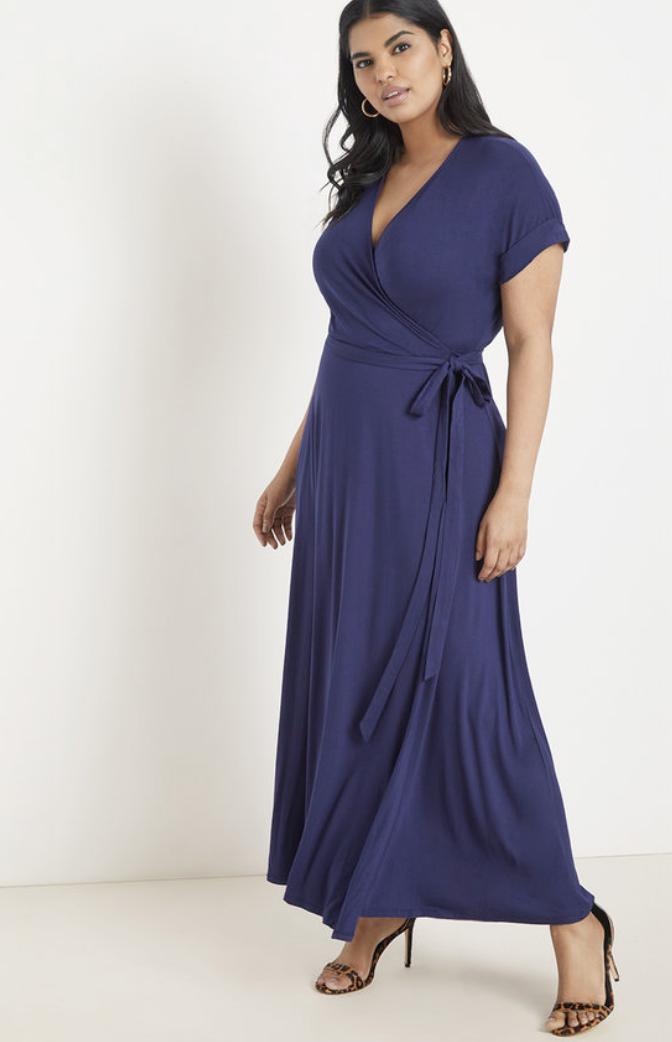 best dresses for big bust