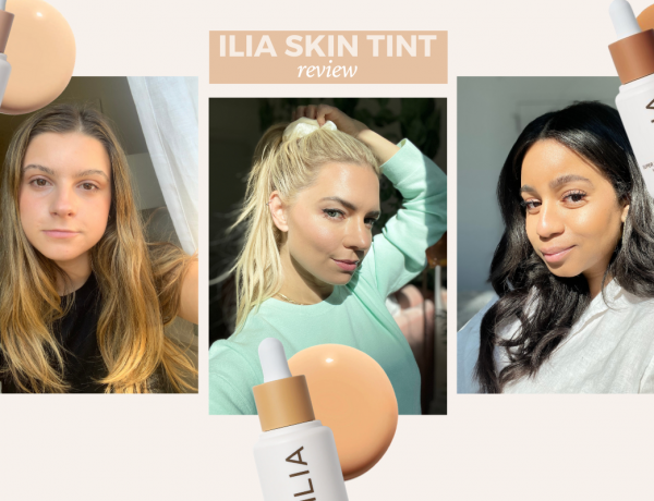 ilia skin tint review