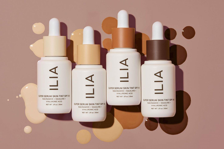 ilia skin tint review