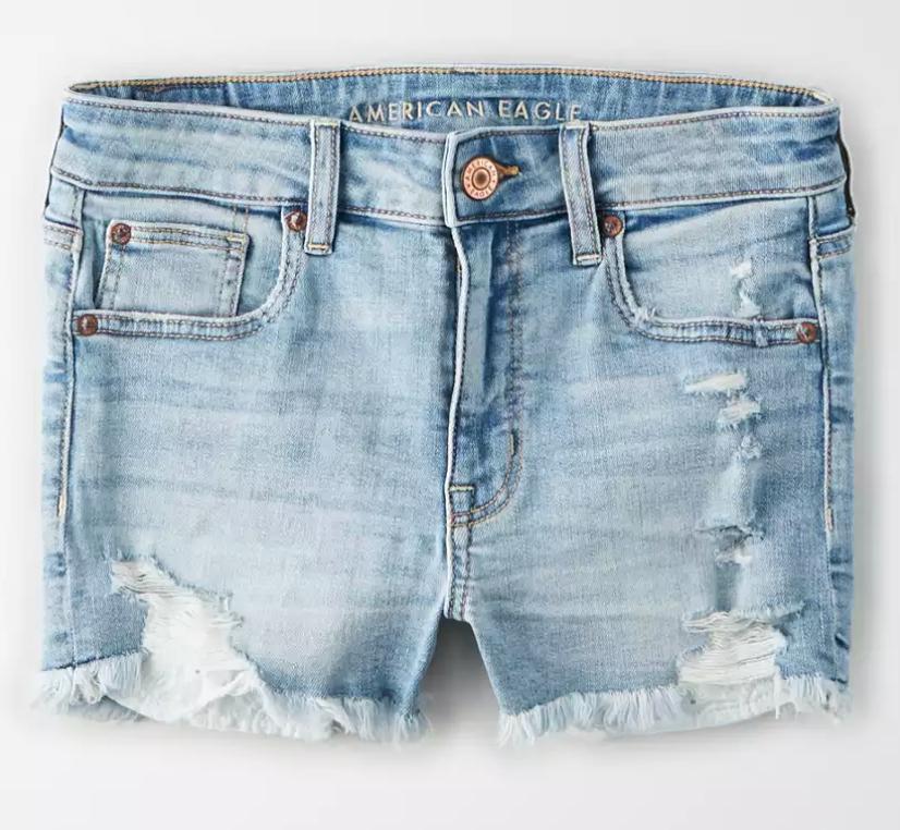 best denim shorts for women