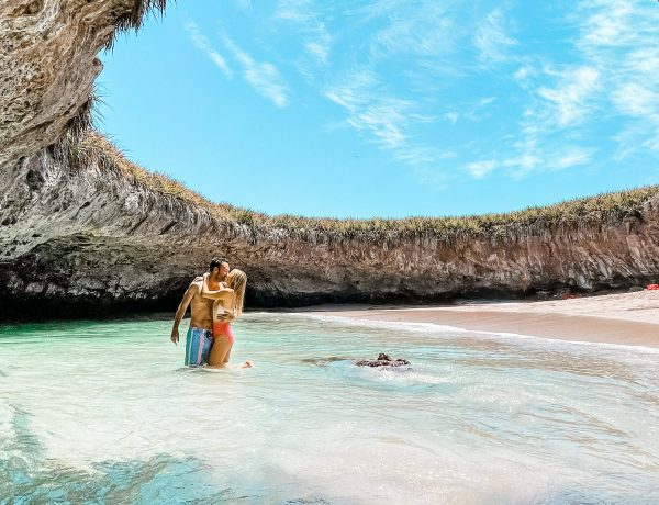 islas marietas hidden beach